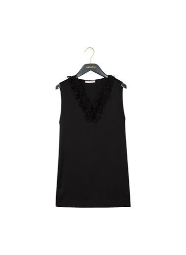 Vekem-Limited Edition Tunik Siyah